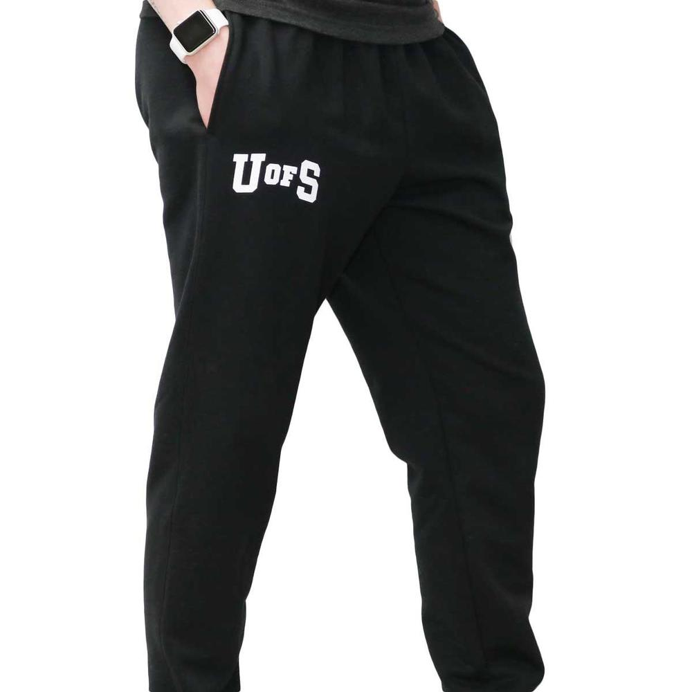 da8287b78114 Men s Eco Fleece Joggers - Black - Retail Services - University of  Saskachewan