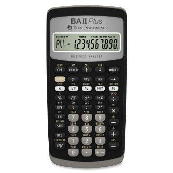 03331707178 Ti-Ba II Plus Financial Calculator
