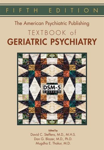 1585624845 American Psychiatric Publishing Textbook Of Geriatric...