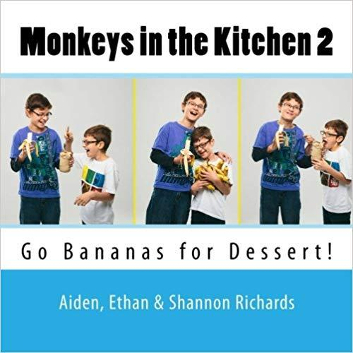 40000198803 Monkeys In The Kitchen 2:  Go Bananas For Dessert!