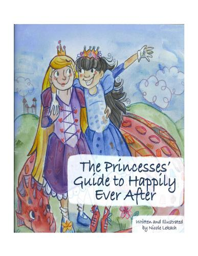 40000214827 Princesses' Guide To Happily Ever After