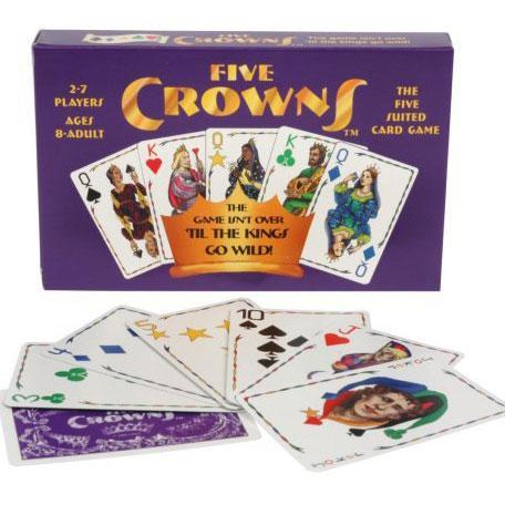 40000219790 Cards Five Crowns