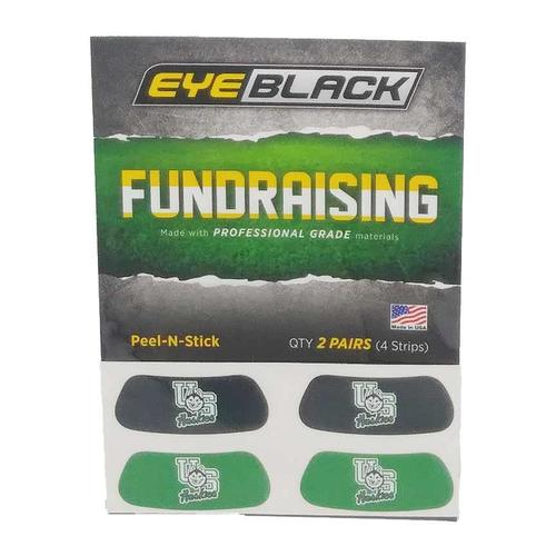 40000224466 Eyeblack - Black & Green, 2 Pair