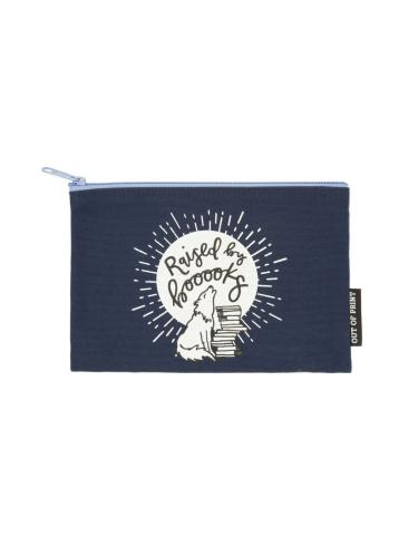 704907497917 Pouch, Raised By Books