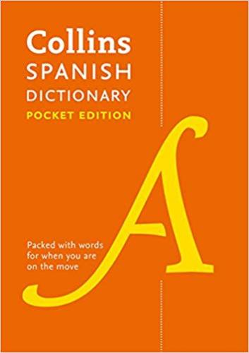 9780007485482 Collins Pocket Spanish Dictionary 7th Ed