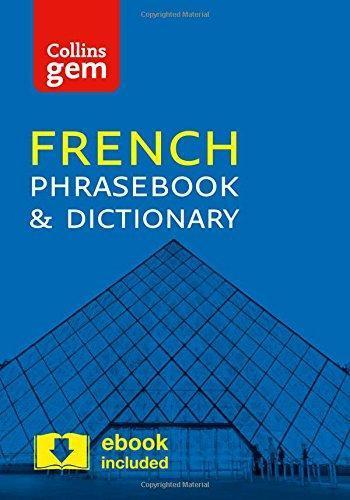 9780008135881 Collins French Phrasebook & Dictionary
