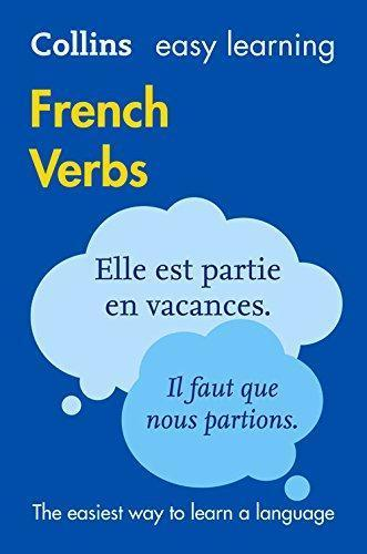 9780008158415 Collins Easy Learning French Verbs