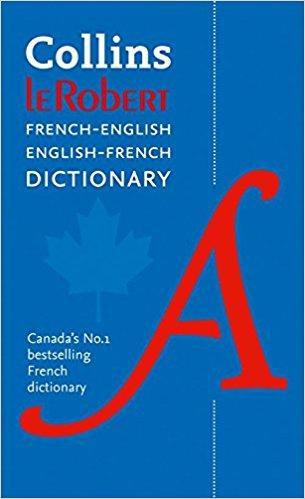 9780008184568 Collins Robert French Dictionary