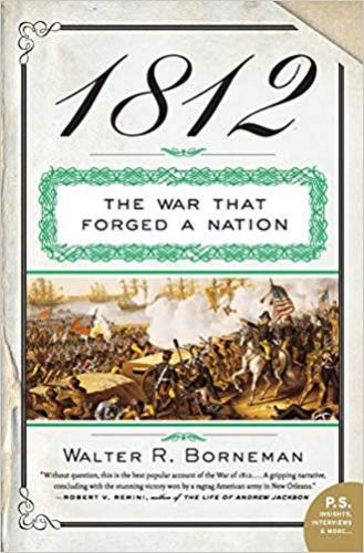 9780060531133 1812: The War That Forged A Nation