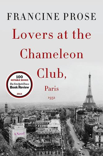 9780061713804 Lovers At The Chameleon Club, Paris 1932