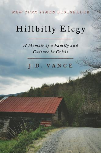 9780062300546 Hillbilly Elegy: A Memoir Of A Family & Culture In Crisis