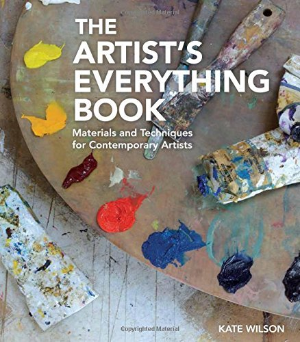9780062338778 Artist's Everything Handbook: A New Guide To Drawing &...