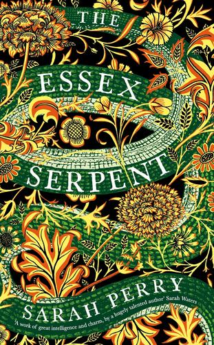 9780062696274 Essex Serpent