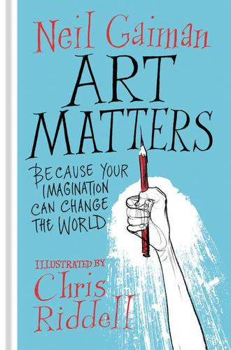9780062906205 Art Matters: Because Your Imagination Can Change The World
