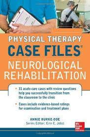 9780071763783 Physical Therapy Case Files: Neurological Rehabilitation