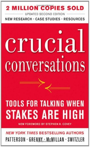 9780071771320 Crucial Conversations