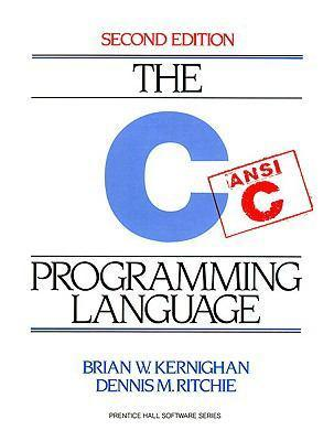 9780131103627 C Programming Language