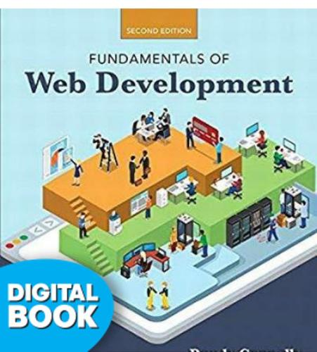 Fundamentals Of Web Development (6 Month Subscription)