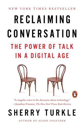 9780143109792 Reclaiming Conversation: The Power Of Talk In A Digital Age
