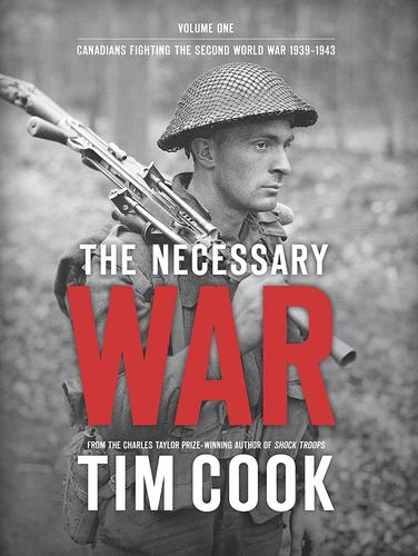 9780143182894 Necessary War, Volume 1: Canadians Fighting The Second...