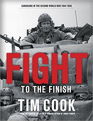 9780143189558 Fight To The Finish: Canadians In The Second World War...