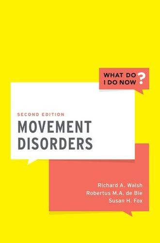 9780190607555 Movement Disorders