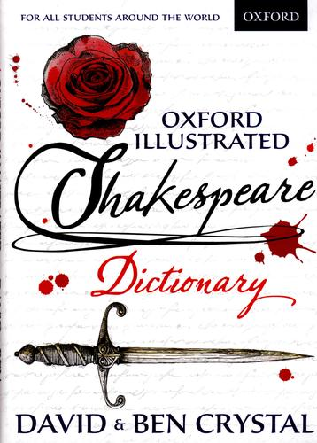 9780192737502 Oxford Illustrated Shakespeare Dictionary