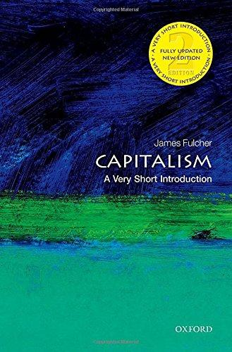 9780198726074 Capitalism: A Very Short Introduction