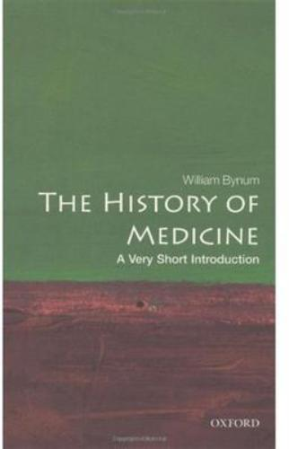 History Of Medicine: A Very Short Introduction