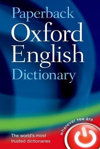 9780199640942 Paperback Oxford English Dictionary
