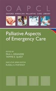 9780199895618 Palliative Aspects Of Emergency Care