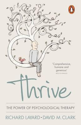 9780241961117 Thrive: The Power Of Evidence-Based Psychological Therapy