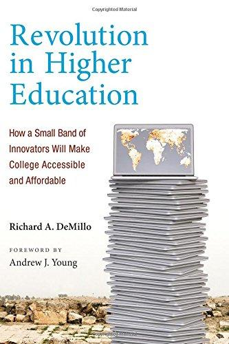 9780262029643 Revolution In Higher Education: How A Small Band Of...