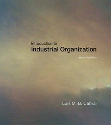 9780262035941 Introduction To Industrial Organization