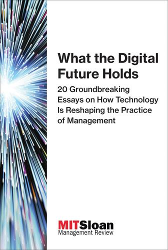 9780262534994 What The Digital Future Holds: 20 Groundbreaking Essays...