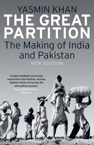 9780300230321 Great Partition: The Making Of India & Pakistan