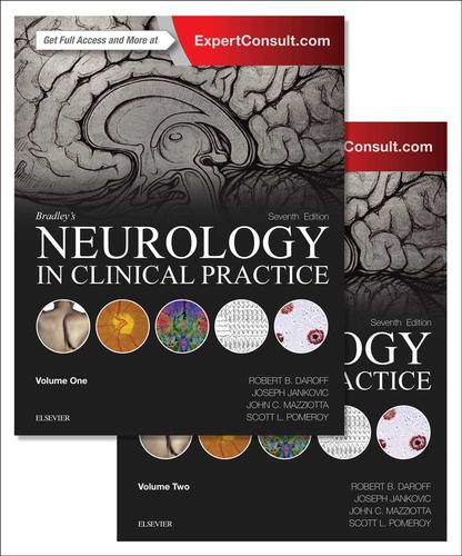 9780323287838 Bradley's Neurology In Clinical Practice: 2 Volume Set