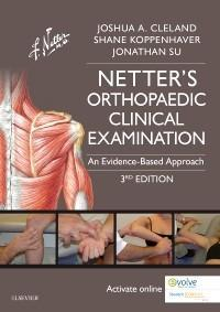 9780323340632 Netter's Orthopaedic Clinical Examination...