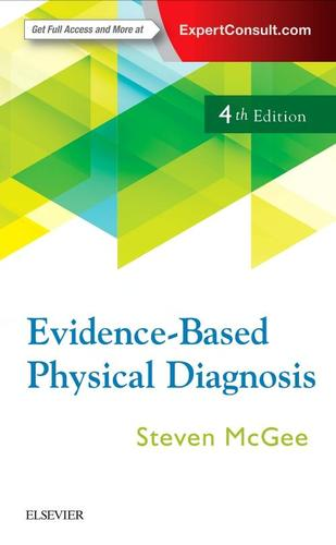 9780323392761 Evidence-Based Physical Diagnosis