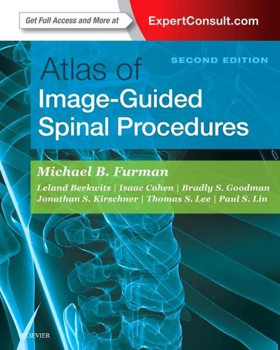 9780323401531 Atlas Of Image-Guided Spinal Procedures