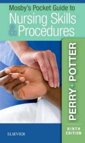 9780323529105 Mosby's Pocket Guide To Nursing Skills & Procedures