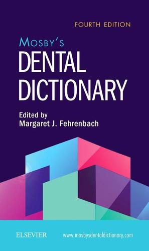 9780323546355 Mosby's Dental Dictionary