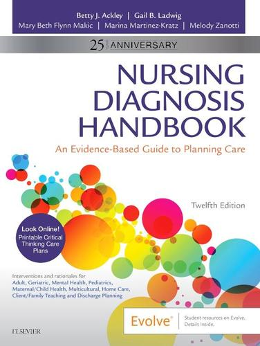 9780323551120 Nursing Diagnosis Handbook: An Evidence-Based Guide To ...