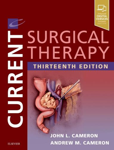 9780323640596 Current Surgical Therapy