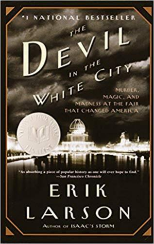 9780375725609 Devil In The White City: ... The Fair That Changed America