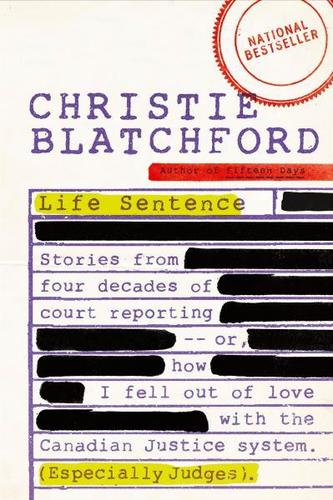 9780385667982 Life Sentence: Stories From Four Decades Of Court...