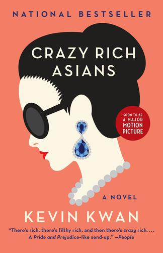 9780385679077 Crazy Rich Asians (Book 1 In Trilogy)