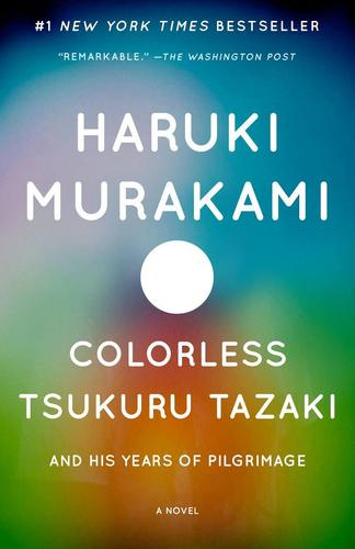 9780385681858 Colorless Tsukuru Tazaki & His Years Of Pilgrimage