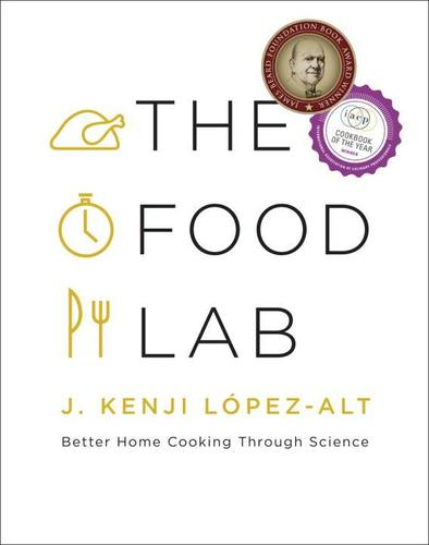 9780393081084 Food Lab: Better Home Cooking Through Science