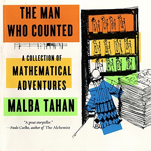 9780393351477 Man Who Counted: A Collection Of Mathematical Adventures